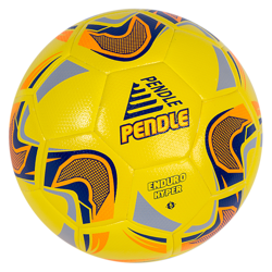 Pendle Enduro Hyper Yellow - Training Football Top-Level Training Ball