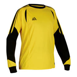 Orion Goalkeeper Shirt Yellow/Black