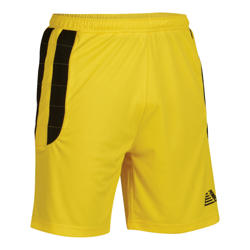 Orion Goalkeepers Shorts Yellow/Black