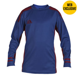 Dinamo Football Shirt Blue/Maroon