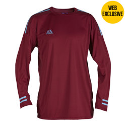 Dinamo Football Shirt Maroon/Sky