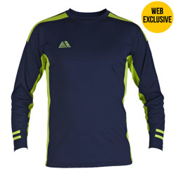 Dinamo Football Shirt Navy/Lime