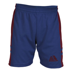 Dinamo Football Shorts Blue/Maroon