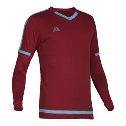 Rio Shirt & Baselayer Set Maroon/Sky