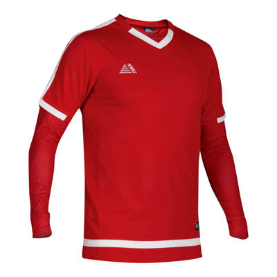Rio Shirt & Baselayer Set Red/White