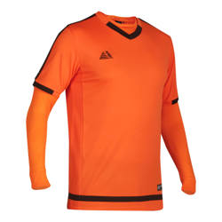 Rio Shirt & Baselayer Set Tangerine/Black