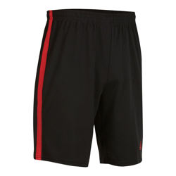 Vega Football Shorts Black/Red