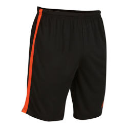 Vega Football Shorts Black/Tangerine