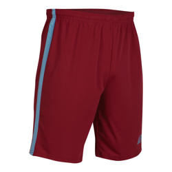 Vega Football Shorts Maroon/Sky