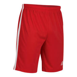 Vega Football Shorts Red/White