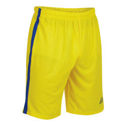 Vega Football Shorts Yellow/Royal