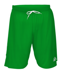 Euro Pro Football Shorts Green