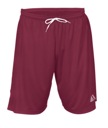 Euro Pro Football Shorts Maroon