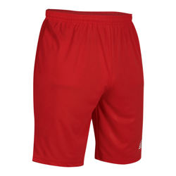 Astra Football Shorts Red