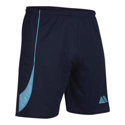 Nova Football Shorts Navy/Sky