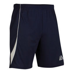 Nova Football Shorts Navy/White