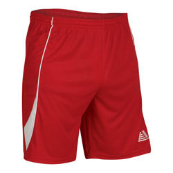 Nova Football Shorts Red/White