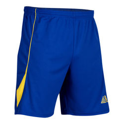 Nova Football Shorts Royal/Yellow