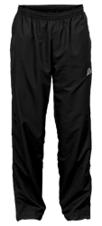 Santiago Rainsuit Bottoms Plain Black