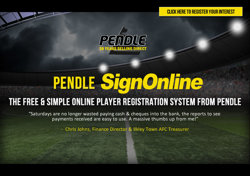 Pendle Sign Online