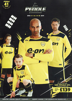 2017/18 Football Kit Brochure