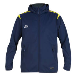 Atlanta Rain Top Navy/Yellow