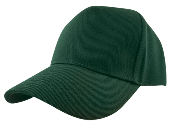 Baseball Cap (Embroidered) Green