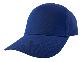 Baseball Cap (Embroidered) Royal