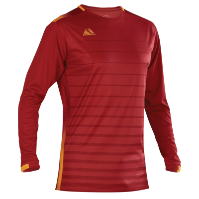 Bayern Football Shirt Claret/Amber