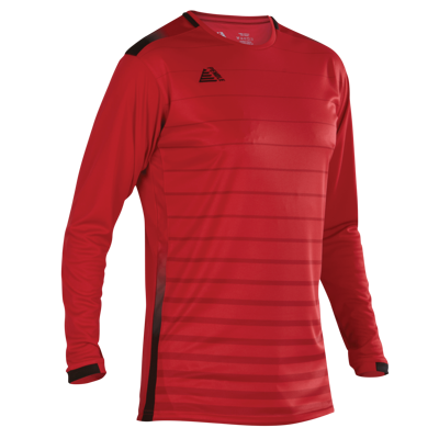Bayern Football Shirt Red/Black