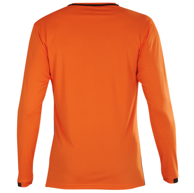 Bayern Football Shirt Tangerine/Black