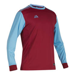 Dortmund Football Shirt Maroon/Sky