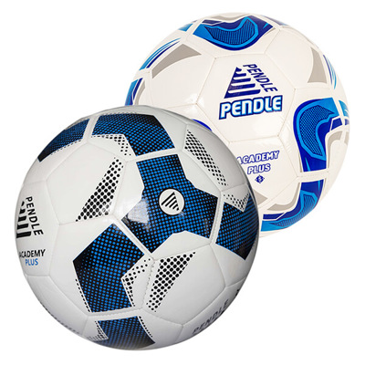 Pendle Academy Plus Football - White