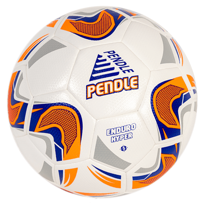 Pendle Enduro Hyper White - Training Football