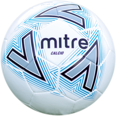 Mitre Calcio Training Football - White