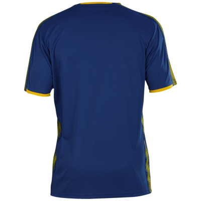 Genoa Football Shirt Royal/Yellow