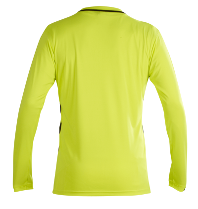 Kiev Football Shirt Fluo Yellow/Black