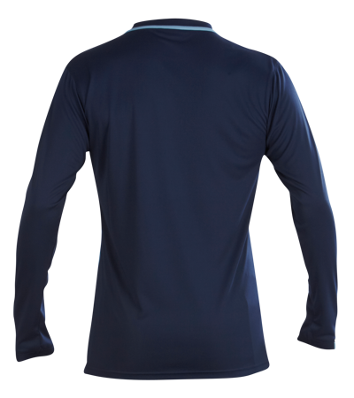 Kiev Football Shirt Navy/Sky