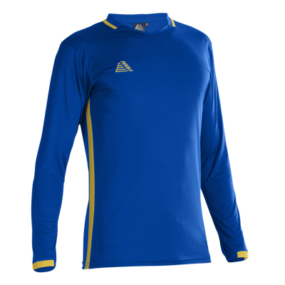 Kiev Football Shirt Royal/Yellow