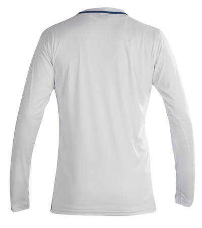 Kiev Football Shirt White/Royal