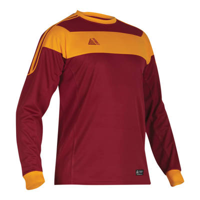 Lazio Football Shirt Maroon/Amber