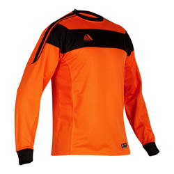 Lazio Football Shirt Tangerine/Black