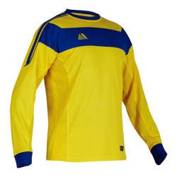 Lazio Football Shirt Yellow/Royal