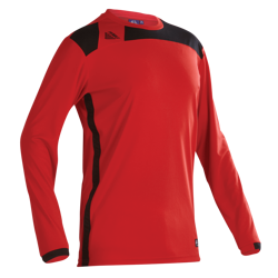 Malmo Football Shirt Red/Black