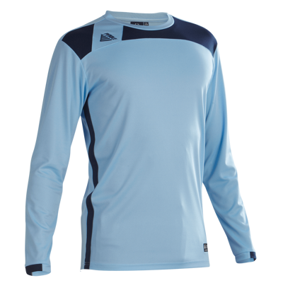 Malmo Football Shirt Sky/Navy