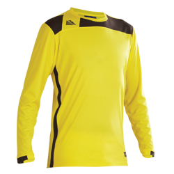 Malmo Football Shirt Yellow/Black