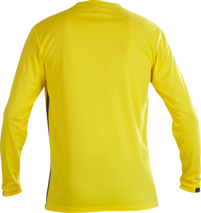 Malmo Football Shirt Yellow/Navy