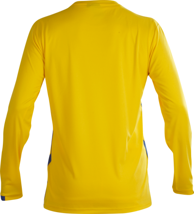 Malmo Football Shirt Yellow/Royal