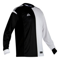 Marseille Football Shirt Black/White