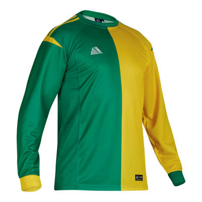 Marseille Football Shirt Green/Yellow
